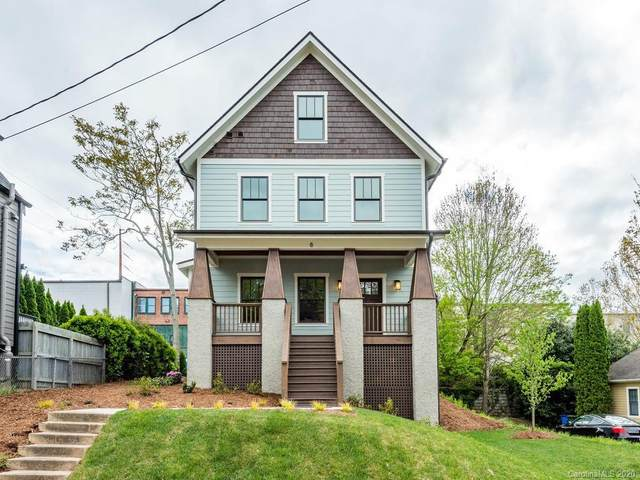 8 Short Street, Asheville, NC 28801 (MLS #3616777) :: RE/MAX Journey
