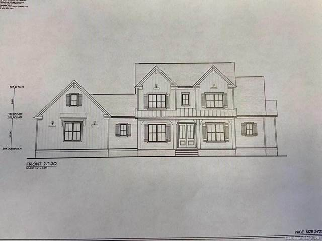 Lot 7 Dola Ray Place #7, Stanley, NC 28164 (#3616796) :: Homes Charlotte