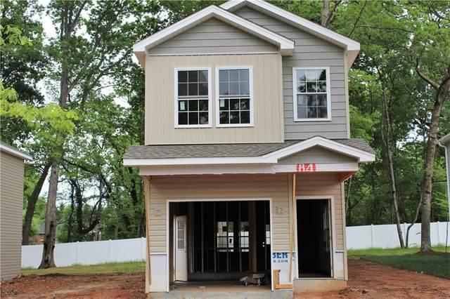 1712 15th Street Place NE #3, Hickory, NC 28601 (#3616823) :: Puma & Associates Realty Inc.