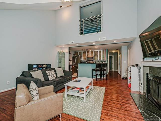 521 N Graham Street 3C, Charlotte, NC 28202 (#3616882) :: Stephen Cooley Real Estate Group