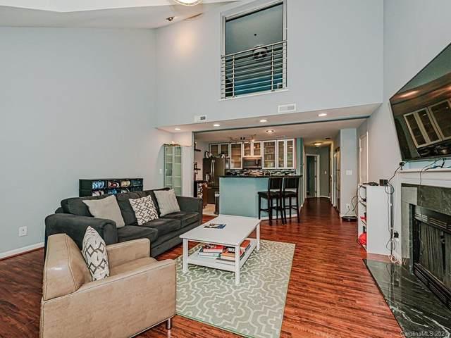 521 N Graham Street 3C, Charlotte, NC 28202 (#3616882) :: Carlyle Properties