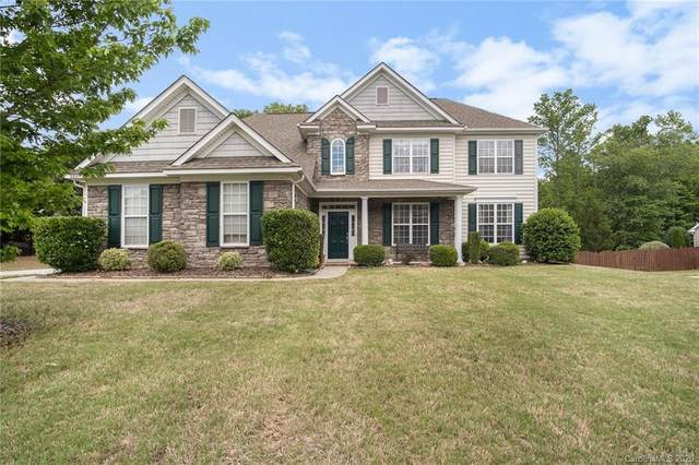 505 Springwood Drive, Waxhaw, NC 28173 (#3616916) :: Keller Williams South Park