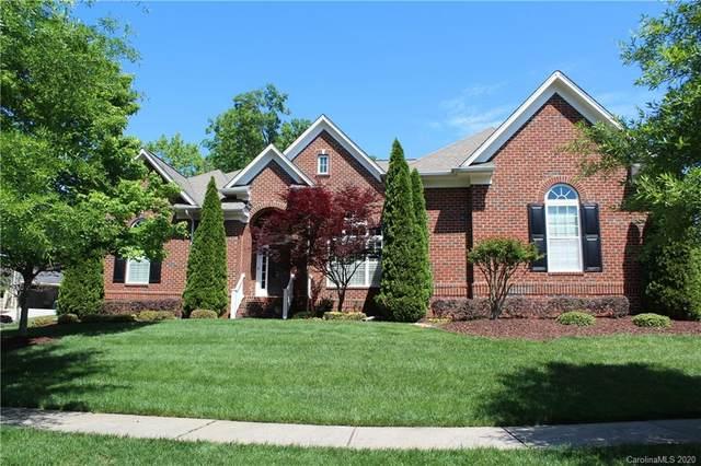 14323 Old Vermillion Drive, Huntersville, NC 28078 (#3616918) :: MartinGroup Properties