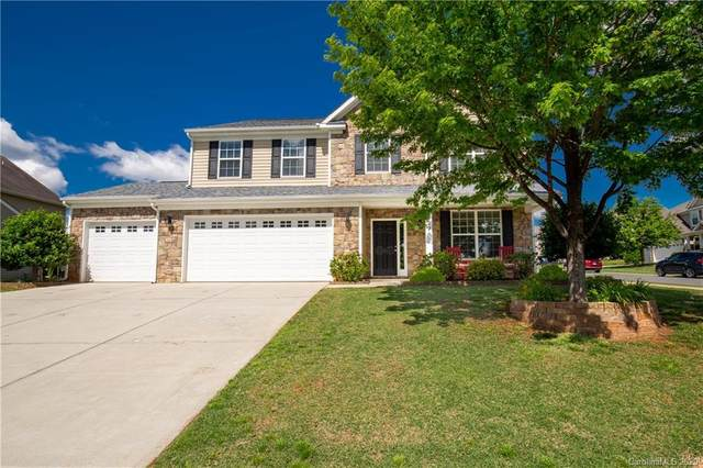 2129 Caprington Drive, Indian Land, SC 29707 (#3616965) :: Carver Pressley, REALTORS®
