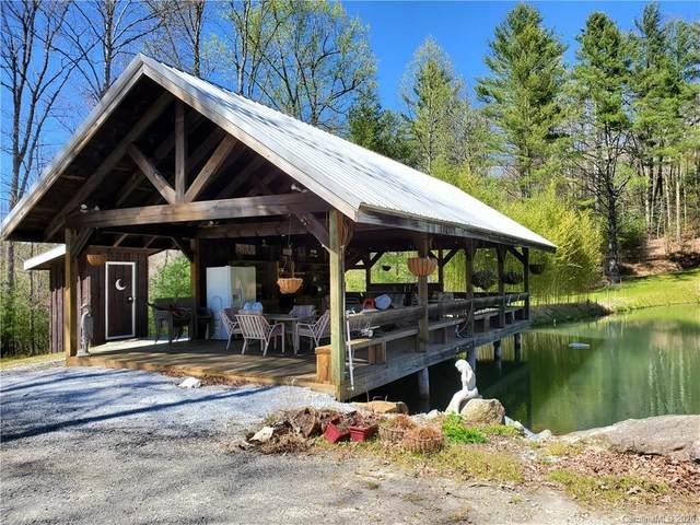 2 Kim Miller Road, Lake Toxaway, NC 28747 (#3617107) :: High Performance Real Estate Advisors