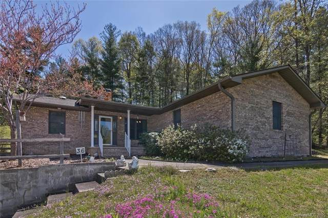 36 Wildwood Acres Road, Asheville, NC 28806 (#3617119) :: Carlyle Properties