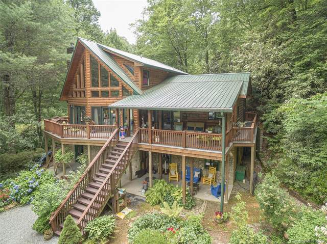 4276 Pickens Highway, Rosman, NC 28772 (#3617145) :: LePage Johnson Realty Group, LLC