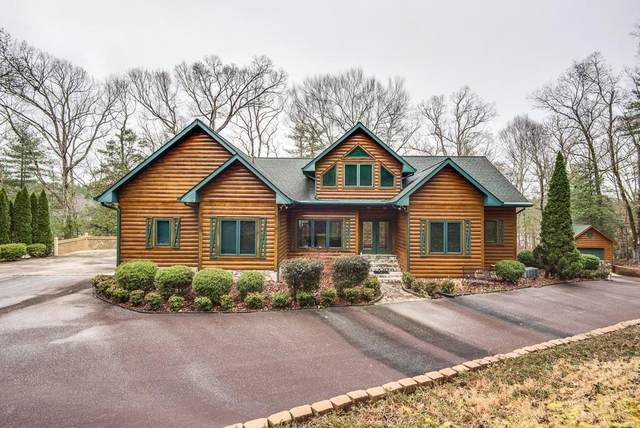 208 Pier Point Drive, Connelly Springs, NC 28612 (#3617151) :: Premier Realty NC