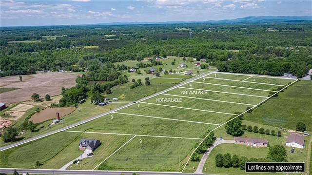 Lot 9 Plateau Road, Vale, NC 28168 (#3617241) :: LKN Elite Realty Group | eXp Realty