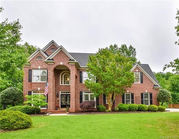9435 St Barts Lane, Huntersville, NC 28078 (#3617255) :: MartinGroup Properties