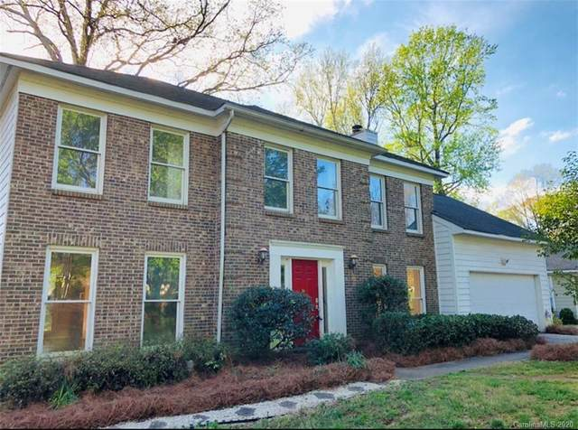 10521 Fairway Ridge Road, Charlotte, NC 28277 (#3617293) :: Stephen Cooley Real Estate Group