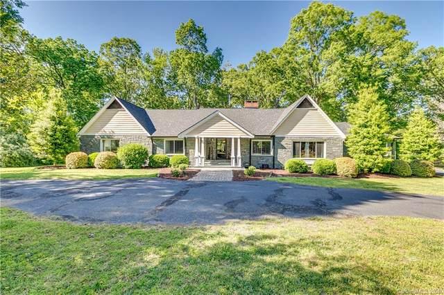 116 Forest Hills Drive, Monroe, NC 28112 (#3617346) :: Zanthia Hastings Team