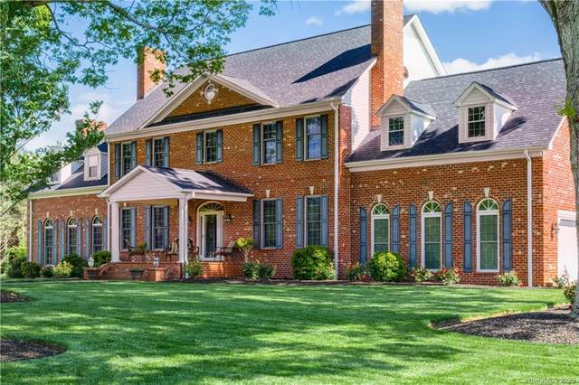 1012 Ty Sid Lane, Boonville, NC 27011 (#3617350) :: Carlyle Properties