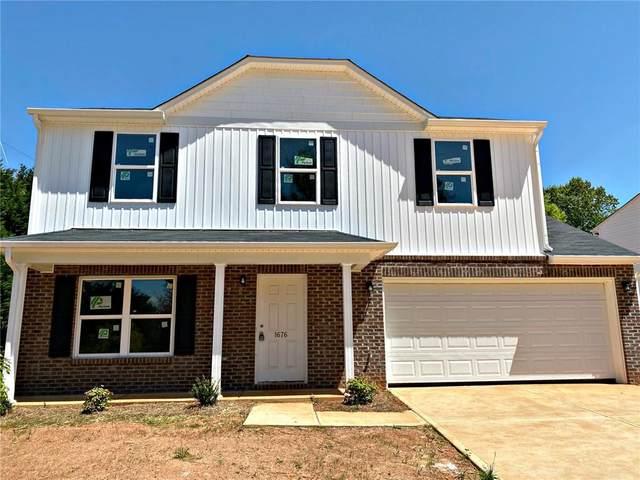 1676 Mayfair Drive, Conover, NC 28613 (#3617479) :: MartinGroup Properties