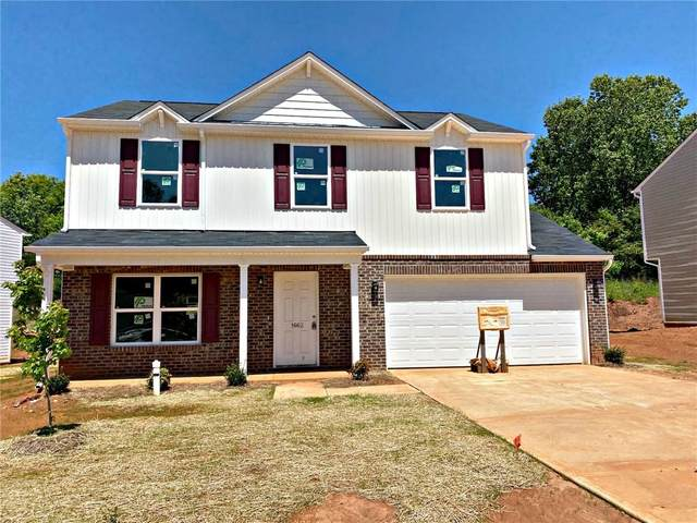 1662 Mayfair Drive, Conover, NC 28613 (#3617482) :: MartinGroup Properties