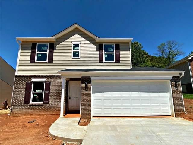 1656 Mayfair Drive, Conover, NC 28613 (#3617486) :: MartinGroup Properties