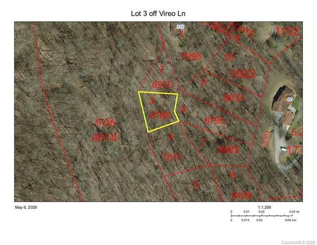 0000 Vireo Lane #3, Waynesville, NC 28785 (#3617535) :: Keller Williams Professionals
