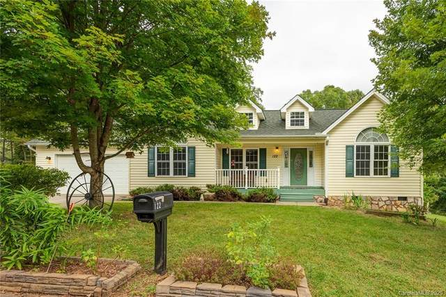 122 Cherry Meadows Way, Asheville, NC 28806 (#3617581) :: Keller Williams Professionals