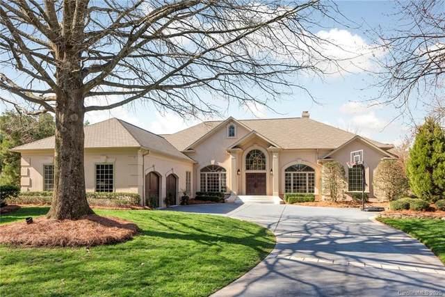 18919 Peninsula Club Drive, Cornelius, NC 28031 (#3617620) :: Charlotte Home Experts
