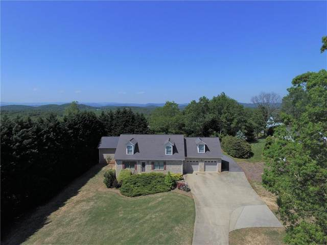 1072 Cajah Mountain Road, Hudson, NC 28638 (#3617670) :: Rinehart Realty