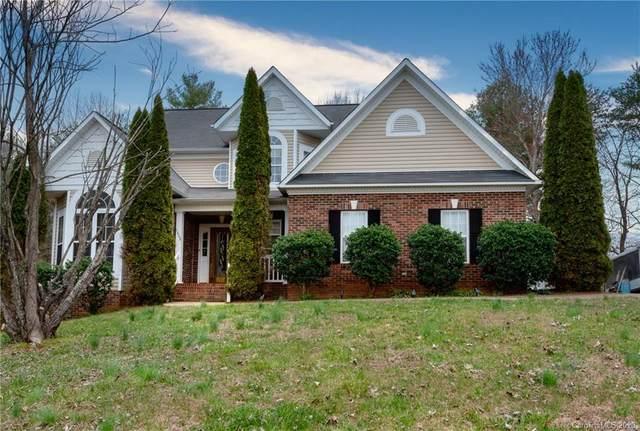 5648 Crown Terrace, Hickory, NC 28601 (#3617999) :: Robert Greene Real Estate, Inc.