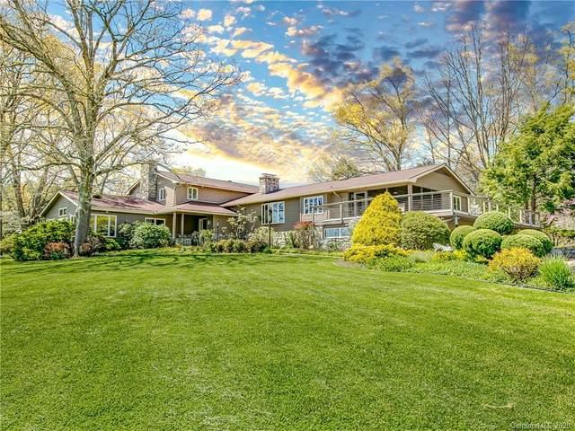 10 Shamrock Hills Drive, Fletcher, NC 28732 (#3618021) :: High Performance Real Estate Advisors