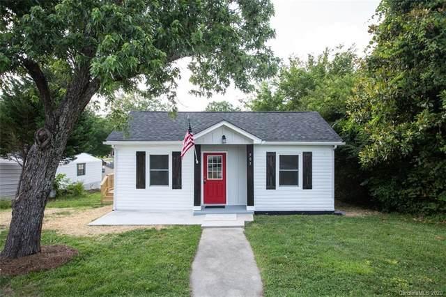 903 Michigan Street, Kannapolis, NC 28083 (#3618065) :: Robert Greene Real Estate, Inc.