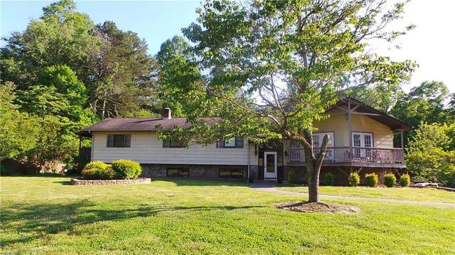 2338 Clover Avenue, Connelly Springs, NC 28612 (#3618117) :: Rinehart Realty