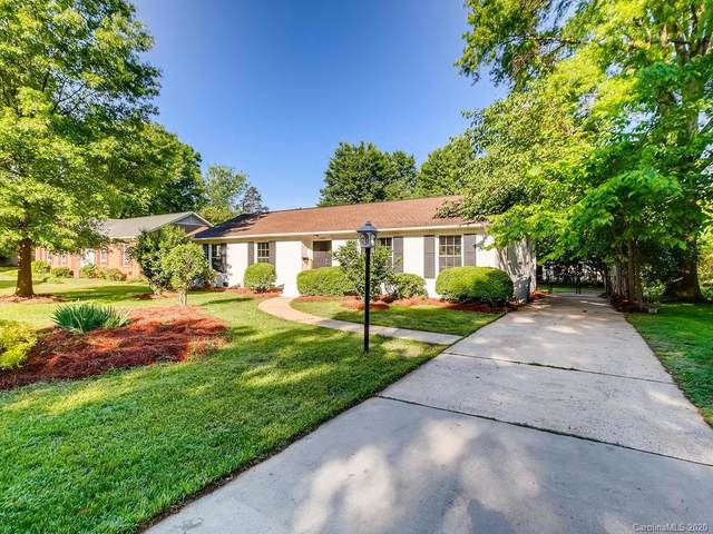 4632 Carriage Drive Circle, Charlotte, NC 28205 (#3618175) :: BluAxis Realty