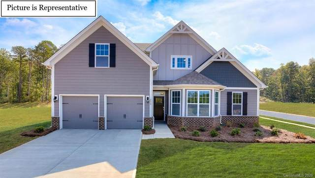 2019 Saddlebred Drive, Iron Station, NC 28080 (#3618183) :: Keller Williams South Park