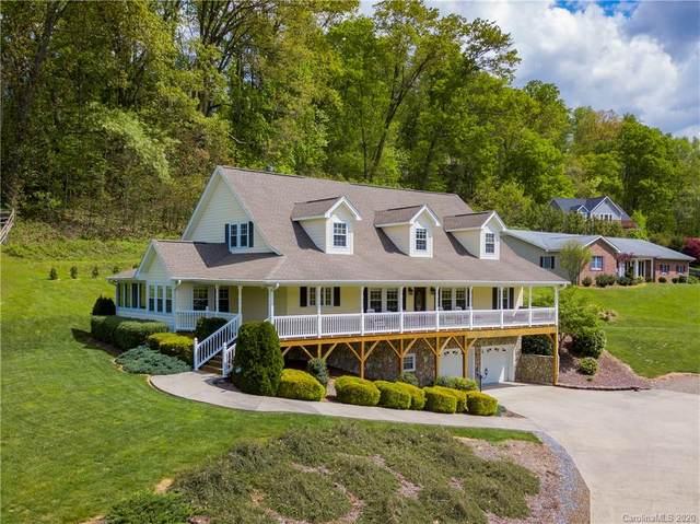 325 Knollwood Drive, Waynesville, NC 28786 (#3618355) :: MartinGroup Properties