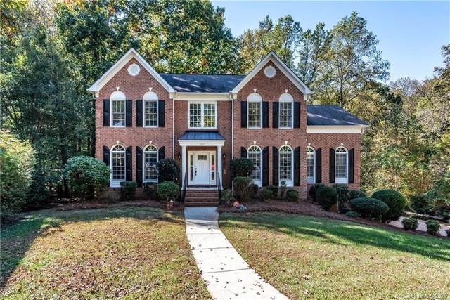 1617 Home Place, Matthews, NC 28105 (#3618502) :: Rinehart Realty