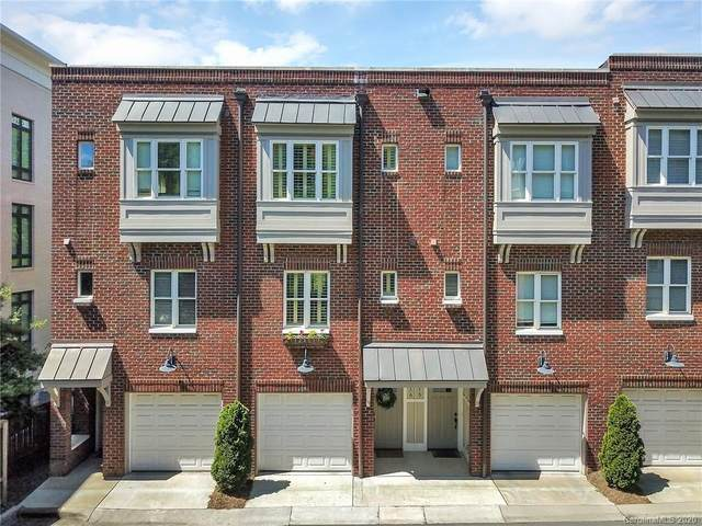 100 Laurel Avenue #116, Charlotte, NC 28207 (#3618624) :: Keller Williams South Park