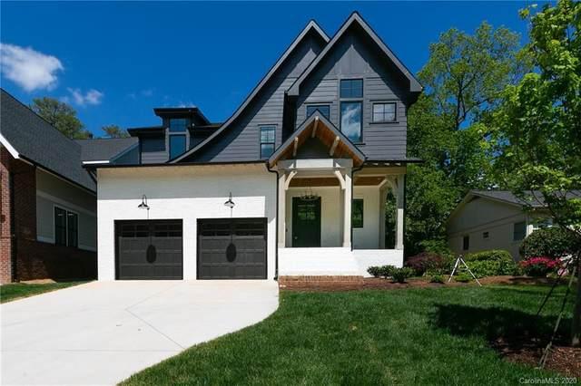 4013 Ridgecrest Avenue, Charlotte, NC 28211 (#3618688) :: BluAxis Realty