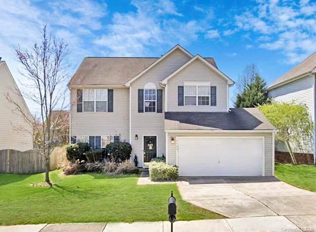 5024 Bentgrass Run Drive, Charlotte, NC 28269 (#3618697) :: Stephen Cooley Real Estate Group