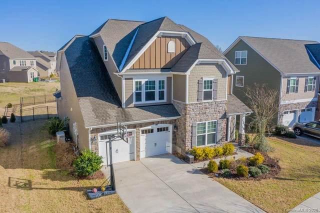 4121 Mccamey Drive, Matthews, NC 28104 (#3618752) :: Carlyle Properties