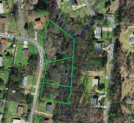 Lots 21-23 32nd St Drive NE 21-23 / D, Conover, NC 28613 (#3618809) :: Stephen Cooley Real Estate Group