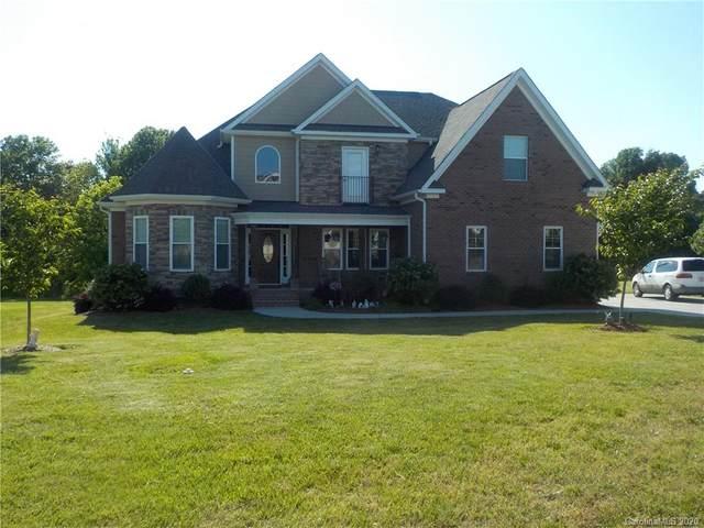 4109 Pumpkin Place, Monroe, NC 28110 (#3618813) :: MartinGroup Properties