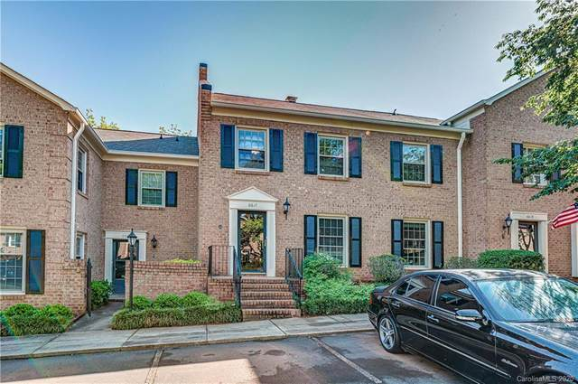 6617 Bunker Hill Circle, Charlotte, NC 28210 (#3618951) :: Robert Greene Real Estate, Inc.