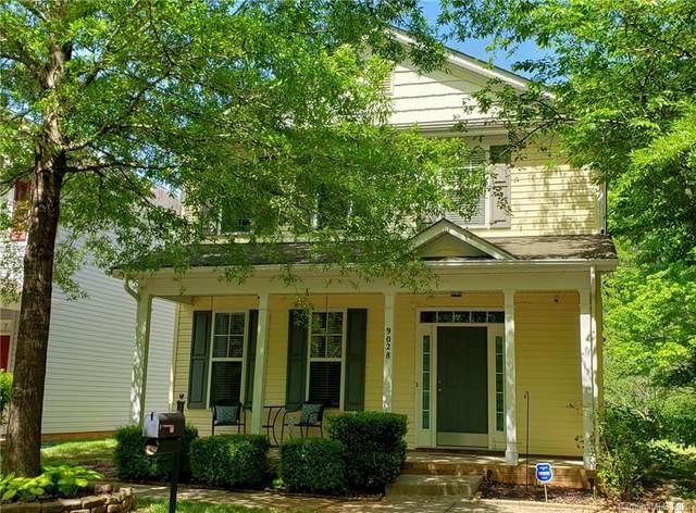 9028 Cinder Lane, Huntersville, NC 28078 (#3618960) :: Carlyle Properties