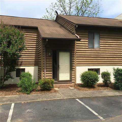 1420 11th St Drive NW #16, Hickory, NC 28601 (#3618968) :: Carlyle Properties