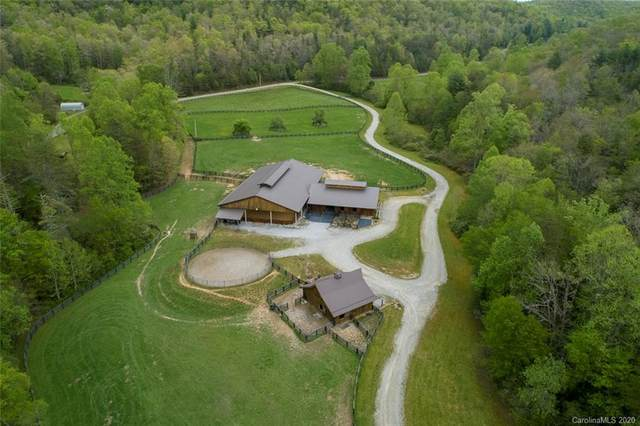 284 Mclain Branch Road, Lake Toxaway, NC 28747 (#3619005) :: BluAxis Realty