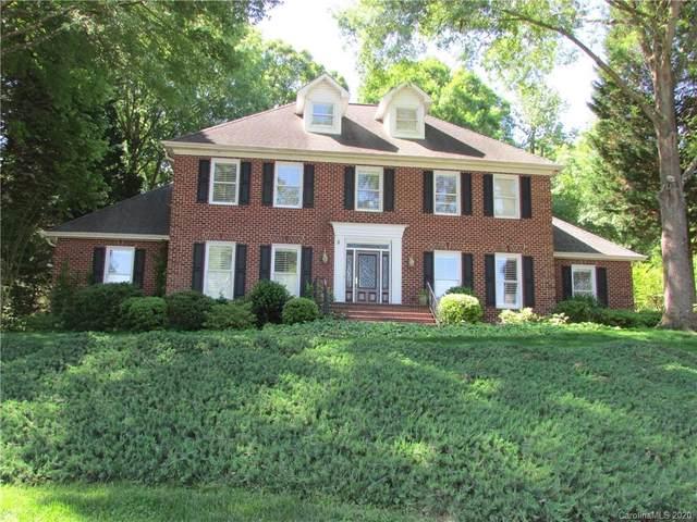101 Hidden Pastures Drive, Cramerton, NC 28032 (#3619007) :: LePage Johnson Realty Group, LLC