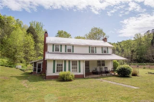 70 Daves Farm Drive, Marion, NC 28752 (#3619036) :: BluAxis Realty