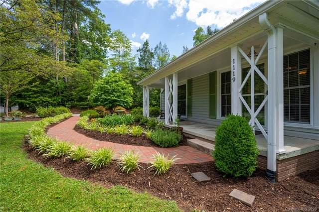1119 N Country Club Road 90, 91, Brevard, NC 28712 (#3619044) :: Cloninger Properties