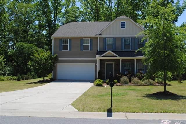 6501 Brookgreen Terrace, Matthews, NC 28104 (#3619047) :: Miller Realty Group