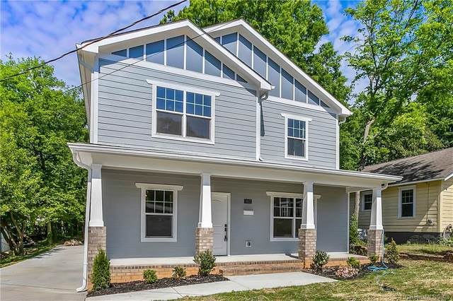 1617 Hawthorne Lane, Charlotte, NC 28205 (#3619086) :: Stephen Cooley Real Estate Group