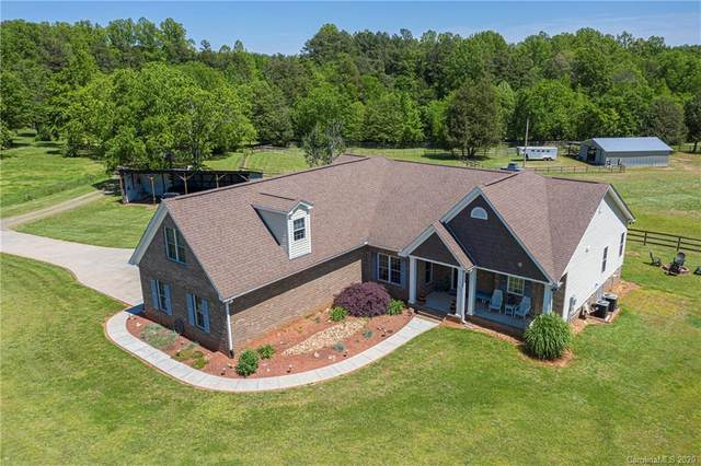273 Indian Hills Road, Advance, NC 27006 (#3619099) :: LePage Johnson Realty Group, LLC
