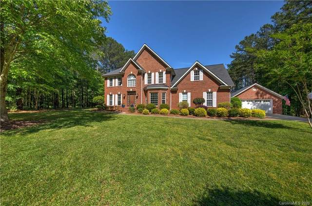 3570 Weddington Oaks Drive, Weddington, NC 28104 (#3619112) :: Miller Realty Group