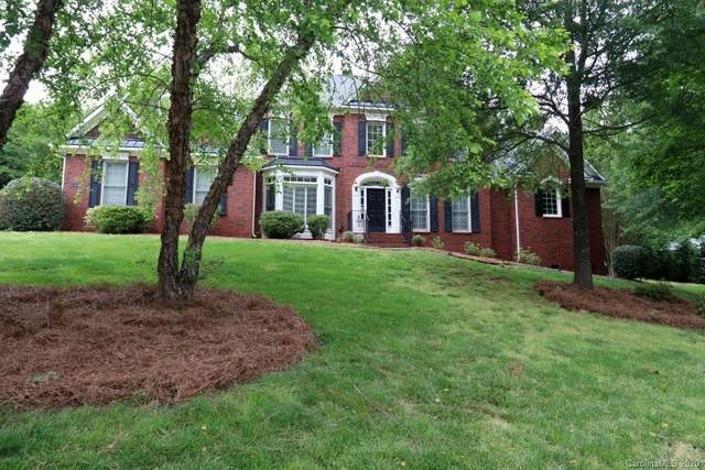 3005 Savannah Hills Drive, Matthews, NC 28105 (#3619116) :: Miller Realty Group